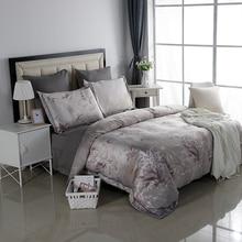 Alanna 6 шт. набор постельных принадлежностей с принтом в американском стиле
