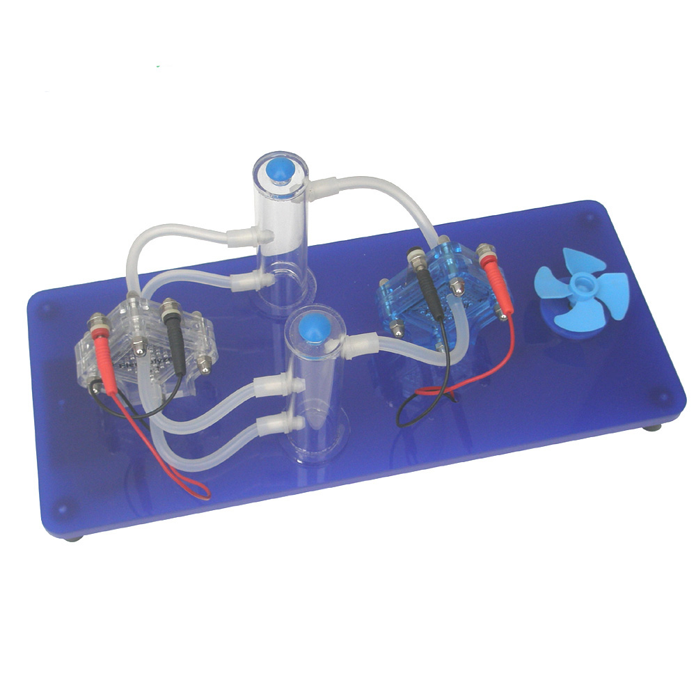 Hydrogen Fuel Cell Demonstration New Energy Application Oxygen Fuel Cell Power Generation Instrument MS812-A4 fuel cell application composite electrodes