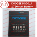 DOOGEE DG2014 Battery High Quality 100% Original 1750mAh Li-ion Battery Replacement for DOOGEE DG2014 Smart Phone Free Shipping