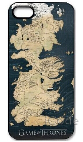Game of Thrones Seven Kingdoms Case for iPhone