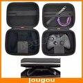 Gran juego de airform bolsa de almacenamiento estuche de viaje para controlador xbox one (negro)