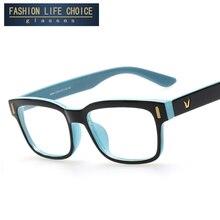 NewV-Shaped Box Очки Кадр Бренд Для Женщин Моды для Мужчин Оптические очки Кадр Очки Армакао Óculos Де Грау Femininos