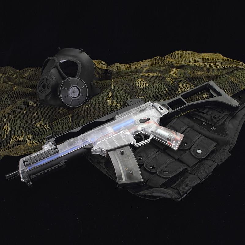 G36C rafale jouet pistolet à eau électrique Gel pistolets à eau pour enfants passe-temps porte