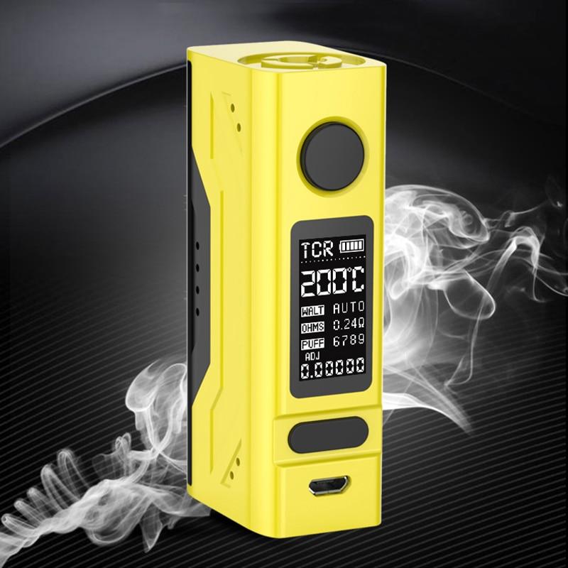 Smoant Battlestar mini 80W Caja electrónica Vape Cigarettes Vapor - Cigarrillos electrónicos