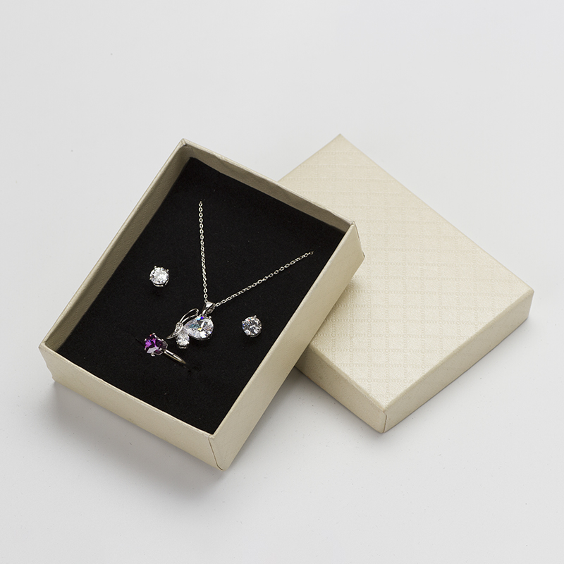 Jewellery Gift Box For Necklace And Earrings Jewelry Bo ...