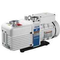 Вакуумный насос два роторный мастерской вакуумный насос механический насос Электрический вакуумный насос VRD 4 VRD 8 220 В