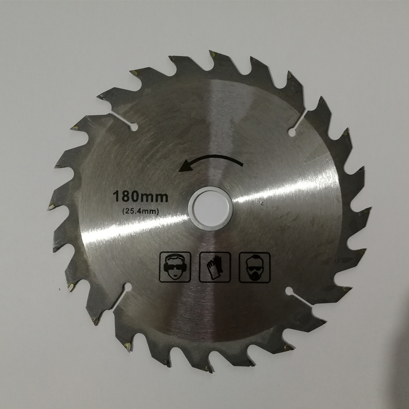 24 Teeth Circular Sawing Blade 7