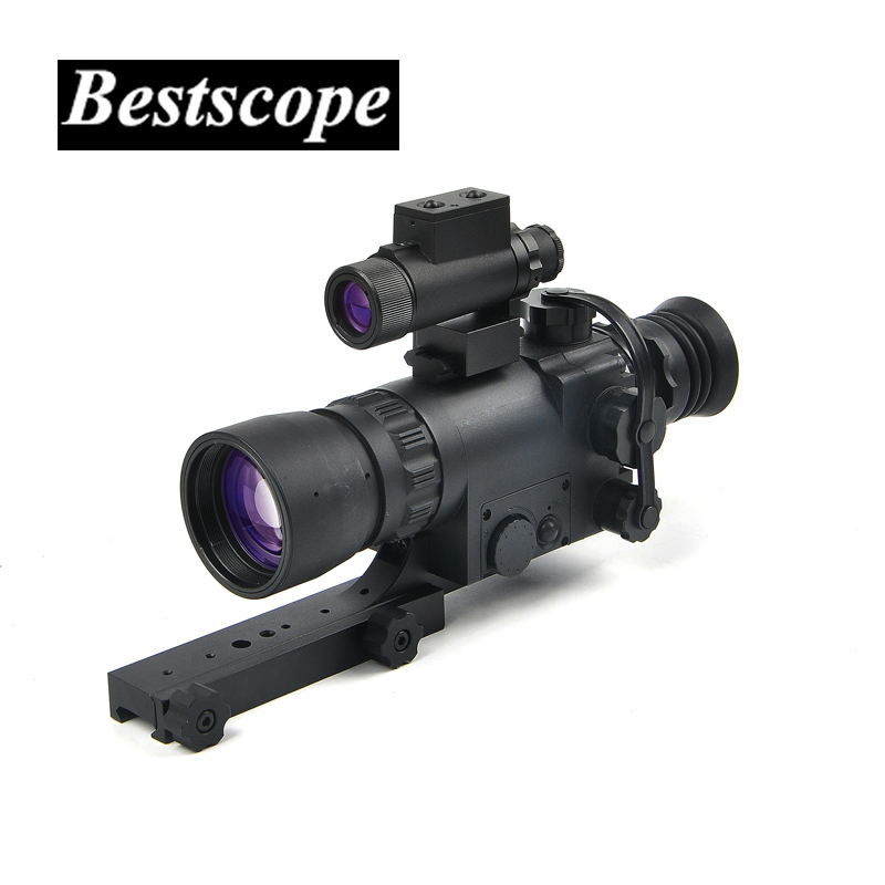 Night Vision 3X50 New Style Monocular Night Vision Riflescope Gun Sight Weapon Scope Hunting Night Scope Night Riflescope купить в Москве 2019