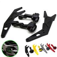 CNC Motorcycle Frame Sliders Crash Engine Guard Protection Pad Side Shield Protector For KAWASAKI NINJA300 2013