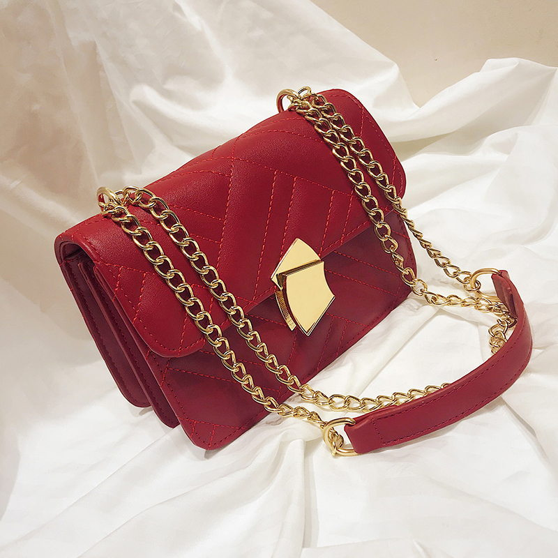 MONNET CAUTHY New Arrivals Bags for Women Classic Elegant Fashion Office Ladies Crossbody Bag Solid Color Beige Red Black Flap in Top Handle Bags from Luggage Bags