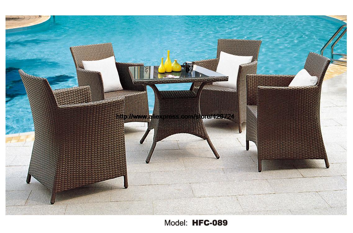 Popular Outdoor Furniture Rattan-buy Cheap Outdoor Furniture ... Mobel Kollektion Rattan Garten Design