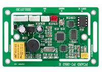 FC 2812M Free shipping New Waterproof Metal Rfid Door Access Control System Kit Set +Strike Door Lock +Rfid Keypad + Power +Exi