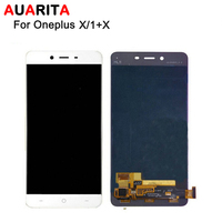 AAA Quality 5pcs Lot LCD For OnePlus X LCD Display Touch Screen With Digitizer Assembly For