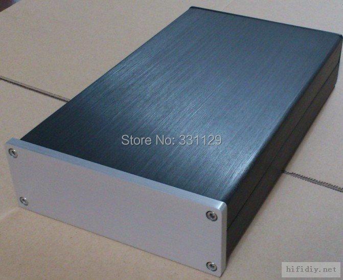 Breeze Audio-aluminum chassis1706  amplifier/preamp/power amplifier case