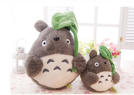 Birthday Gift For Girl Friend Kids Cute Cartoon Cat  Genuine Miyazaki Stuffed Animal Totoro Doll Plush Toys 55CM New Arrival 65cm plush giraffe toy stuffed animal toys doll cushion pillow kids baby friend birthday gift present home deco triver