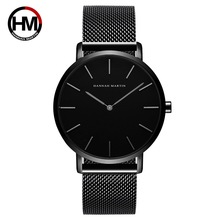 Simple Ultra Thin Watches Men Top Brand 2019 Luxury Quartz Business Wrist Watch Mens Watches Steel Mesh Waterproof Sports Clock цена и фото