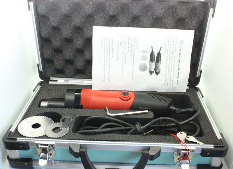 Professional Medical electric plaster saw cast cutter orthopedic sports medicine 220V 12500r/min