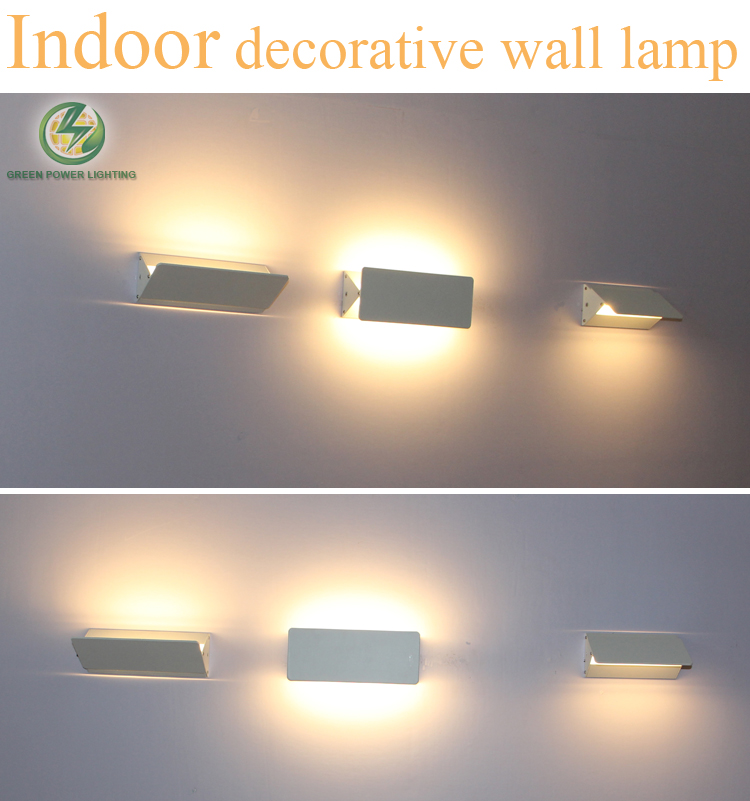 HTB1vQ Iy9BYBeNjy0Feq6znmFXaS - Adjustable surface mounted led wall light, wall lamp indoor,decorative wall sconce , Size 150mm,200mm,310mm