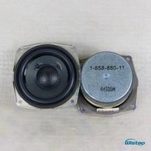 IWISTAO HIFI 2.75 Pouce Gamme Complète Haut-Parleur Stock Des Unités De 15 W 8 ohms pour Haut-Parleur Colonne Petits Haut-parleurs 1 Paire Prix DIY