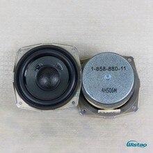 Iwistao hifi 2.75インチフルレンジスピーカーユニットインベントリ15ワット8オーム用スピーカーコラム小さなスピーカー1ペア価格diy