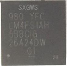 5ชิ้น/ล็อตทดสอบ980 YFC LM4FS1AH LM4FS1AH5BBCIG LM4FSXAH5BB BGAกับลูก