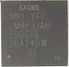 5 adet/grup test 980 YFC LM4FS1AH LM4FS1AH5BBCIG LM4FSXAH5BB BGA topları ile