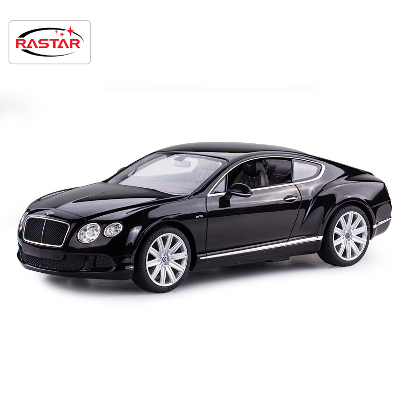 1:14 Rastar RC Cars Toys For Children Boys Gifts Machines On The Remote Control Radio Controlled Cars Bentley GT Speed 49800 radio controlled toys