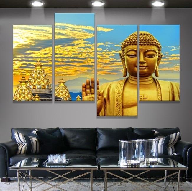 Modern Home Decoration Wall Decor Painting Canvas Art Hd Print ...