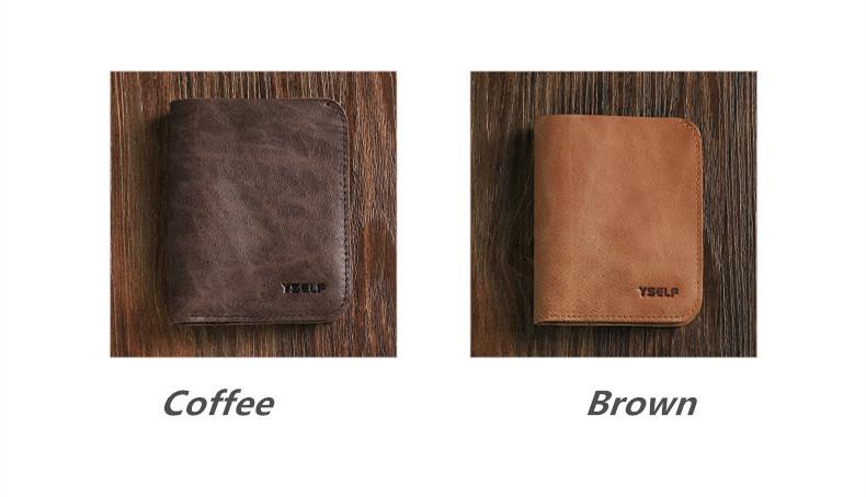 genuine leather men wallets  (8)