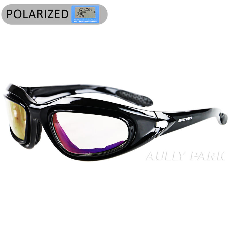 Motorcycle Cycling Sunglasses Polarized Glasses For Men Eye Protection Windproof Motorcross moto Goggles UV400 Accessories