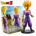 23cm Anime Dragon Ball Z Son Goku PVC Action Figures Son Gohan Super Saiyan dragonball z Collectible kids toys Original box