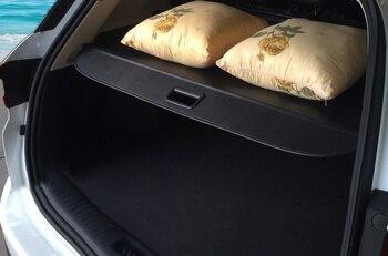 Protection de sécurité noire pour coffre arrière protection de protection pour Dodge Journey 7 Seat 2009-2019