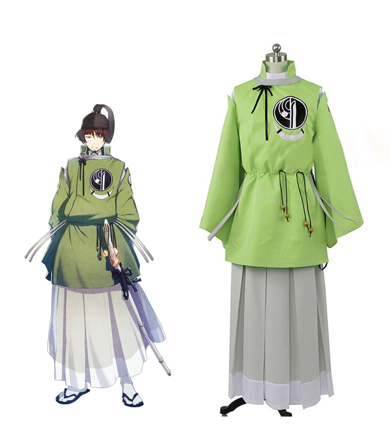 Touken Ranbu Ishikirimaru Cosplay Costume tailor made