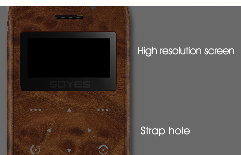 Soyes M11 card phone