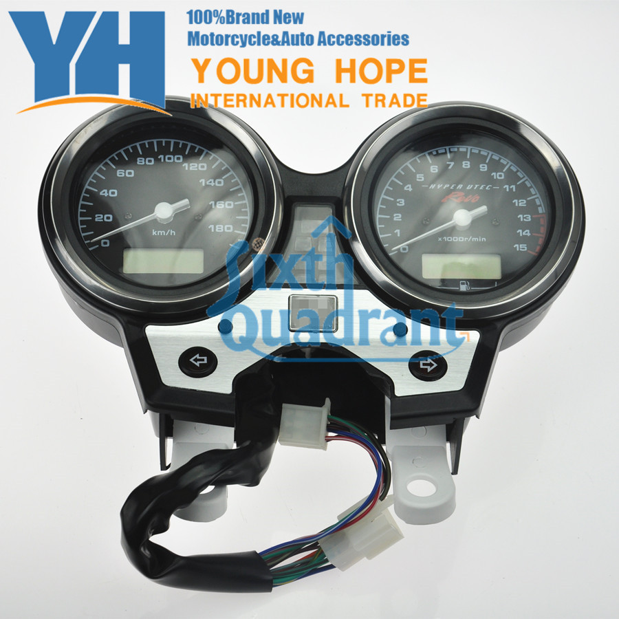 For Honda CB400 VTEC IV 4th 2008 2009 2010 2011 2012 08 09 10 11 12 Free Shipping Speedometer  Tachometer Instrument Assembly