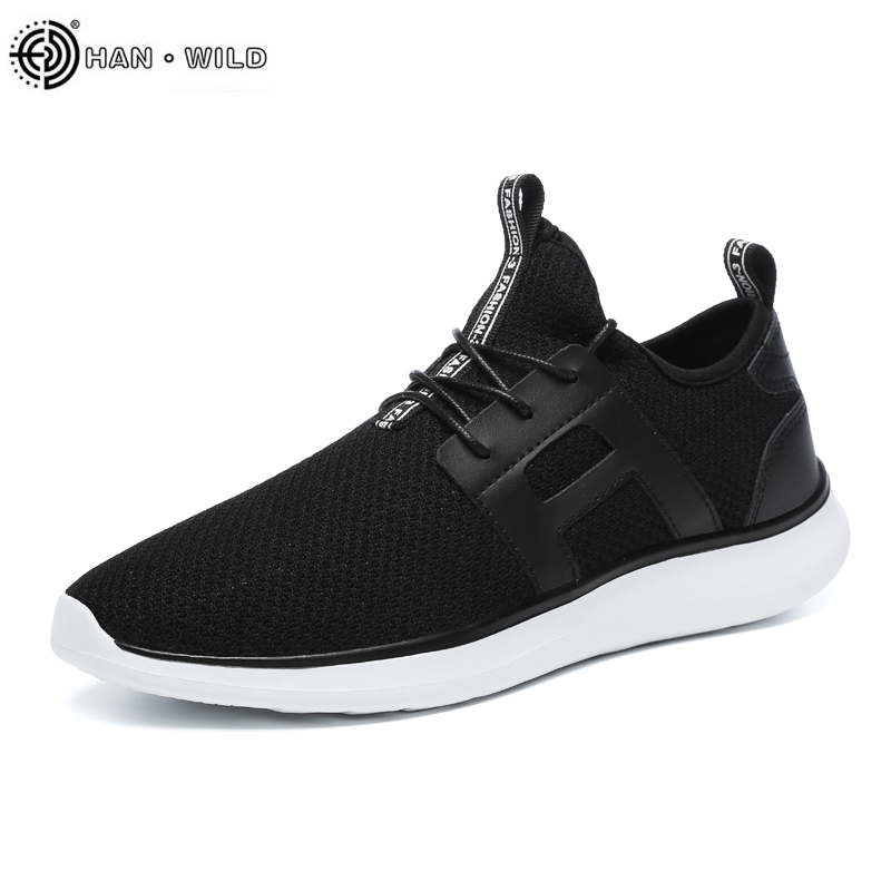 Fashion Men Casual Shoes 2018 Summer Mesh Breathable Lace Up Shoe Mens Mesh Flats Sneakers Big Plus Size 39-48 lace up mesh babydoll
