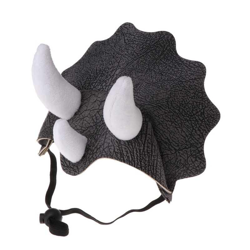 1PC ผ้าน่ารักหมวกสัตว์เลี้ยงเครื่องแต่งกายฮาโลวีนวันหยุดแฟนซีคอสเพลย์หมวกสุนัข Bulldog แมวหัวหมวกสุนัขคริสต์มาส