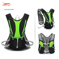 5L Vest Style Outdoor Sports Cycling Racing Marathon Water Bag Backpack Hydration Pack Hiking Camping 9 Color