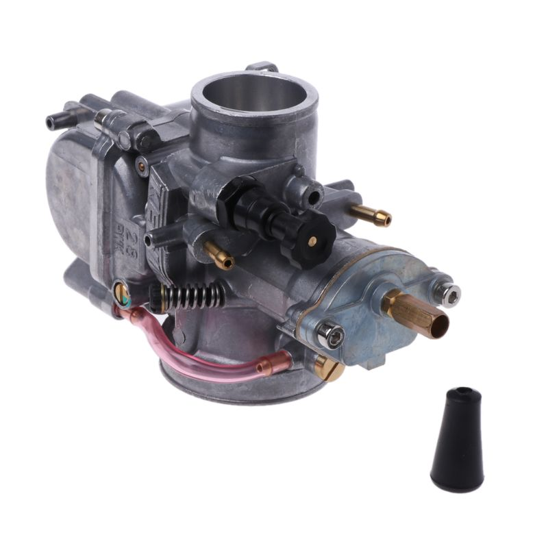 Motorcycle Carburetor <font><b>PWK</b></font> 28 30 32 <font><b>34mm</b></font> Universal 2T 4T Engine Power Jet UTV ATV For Yamaha Honda Kawasaki image