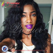 Unprocessed Brazilian Virgin Hair Full Lace Human Hair Wigs 7A Natural Wave Glueless Lace Front Human Hair Wigs For Black Women