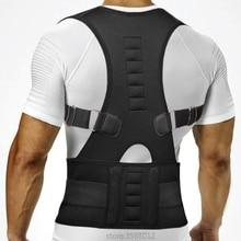 Magnetic Shoulder Lumbar Support Belt Lower Back Braces Brea