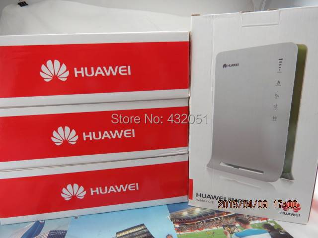 Huawei BM636e Wimax CPE 3.5GHz Router huawei bm 635 indoor cpe wimax router supports web ui configuration tool