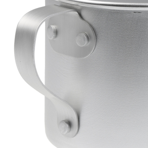 Image 3 - VILEAD 300ML 초경량 알루미늄 워터 컵 핸들 캠핑 하이킹 피크닉 배낭을위한 휴대용 야외 물병 머그잔