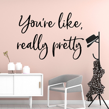Diy English Sentences Sticker Waterproof Vinyl Wallpaper Home Decor Living Room Bedroom Removable Mural