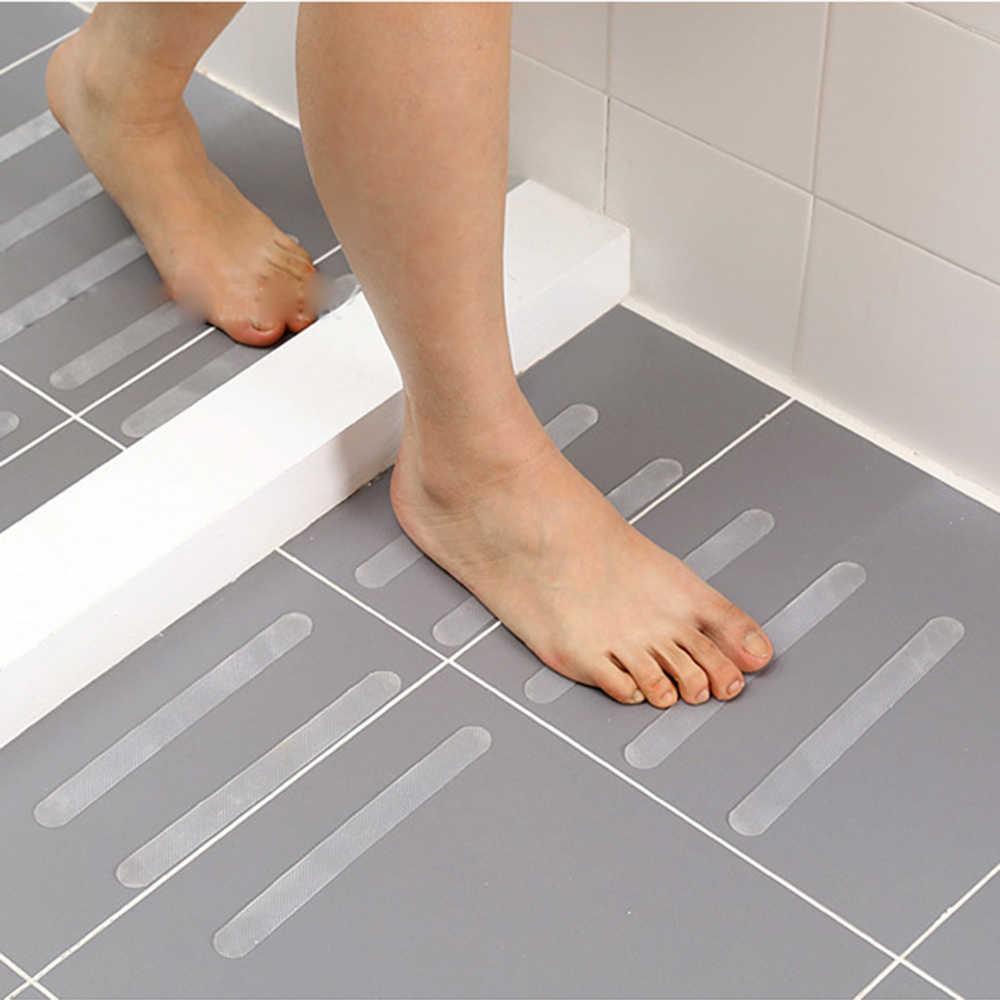Adesivo slipx Solutions pisadas Banho Antiderrapante adicionar tração Banheiras Pata De Segurança