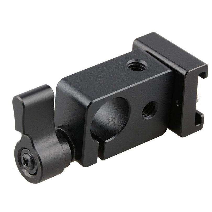 Camvate 15mm ühe vardaga klambri stabilisaatorid koos kuuma külma - Kaamera ja foto - Foto 4
