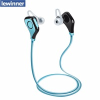 New Lewinner S5 Bluetooth Headphones Wireless Sport Bluetooth Earphones With Mic Noise Cancelling Headset English Voice