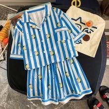 BTS BT21 Summer Pajamas Sets (3 Models)