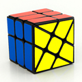 2016 new YJ Fisher 3x3 YJ Fenhuolun  Magic Cube Puzzle Cubes Educational Toys For Kids