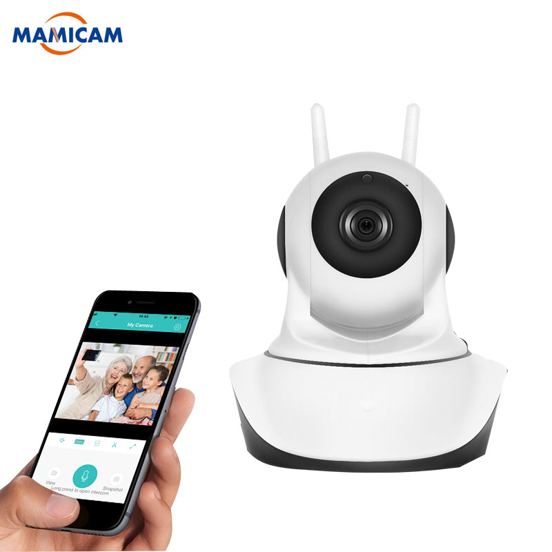 1080P 720P CCTV Camera HD IP Camera WI-FI Wireless Home Security Camera Plug And Play PTZ P2P Night Version Indoor Camera enklov 960p cctv camera hd ip camera wi fi wireless home security camera plug and play ptz p2p night version indoor camera